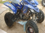 FORD WHILE  YAMAHA RAPTOR,  del 2003