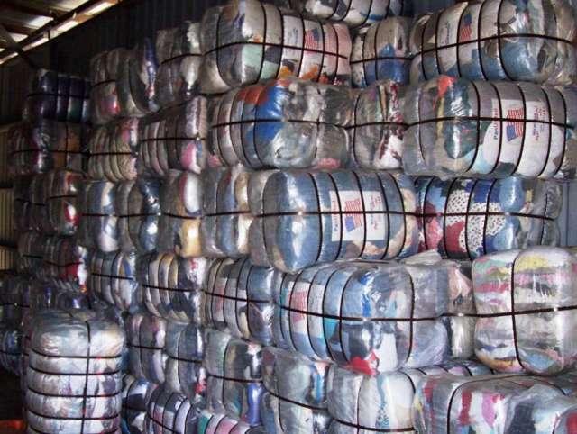 Pacas de ropa americana contenedores usa - Ciudad de Panamá ...
