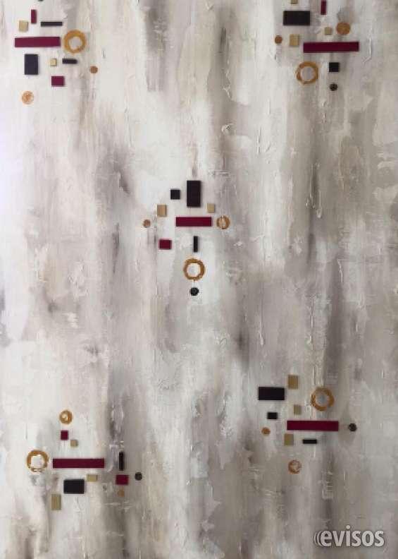 """Panama city vendo cuadros abstracto de la collection's :""""il colore delle emozioni"""""""