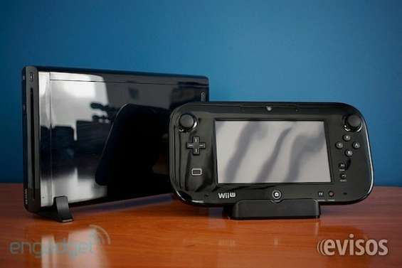 Vendo wii u en perfecto estado