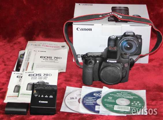 Canon eos 70d 20.2 mp
