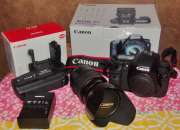 Canon EOS 7D Mark II Digital SLR Camera.