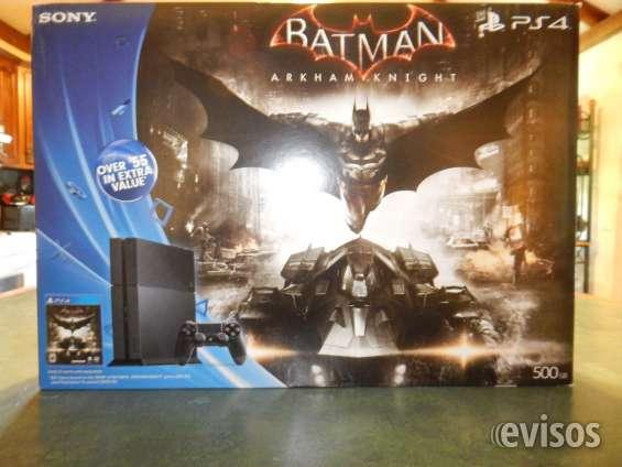 Sony playstation 4 (último modelo) - consola de 500 gb negro