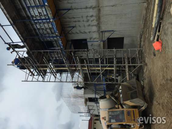 Servicios de vaciados de concreto r2507a