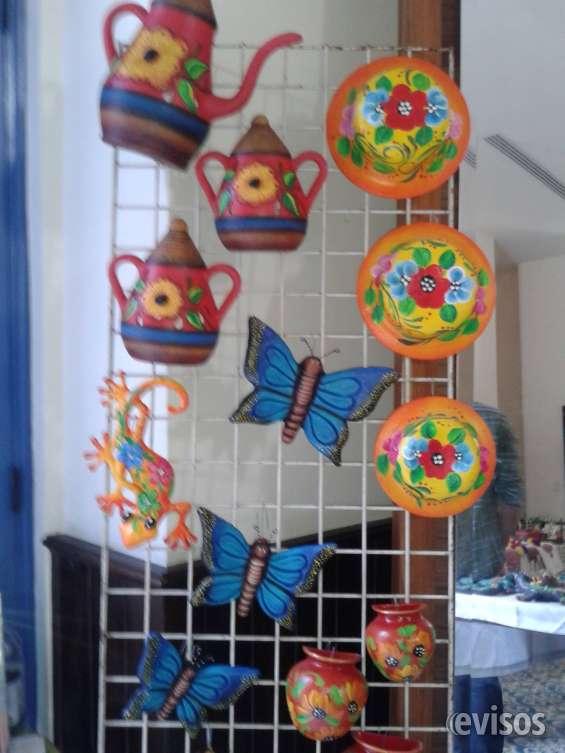 Se venden artesanias