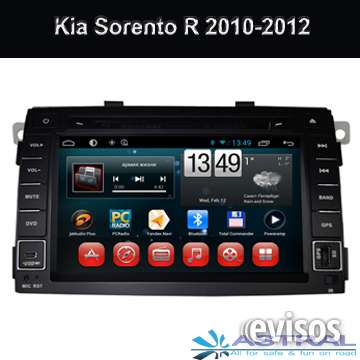 Car in dash dvd touch screen