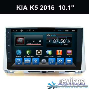 Car dvd player oem manufacturer navigation device head unit kia k5 2016