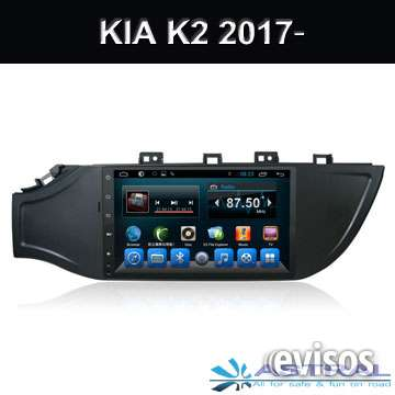 Venta al por mayor android radio dvd para carros kia k2 2017