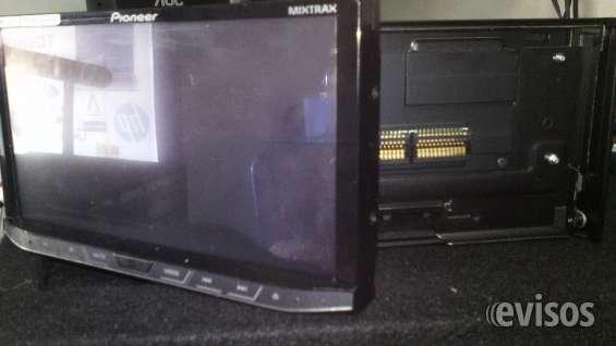 Pioneer pantalla desmontable