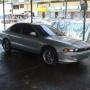 Mitsubishi Galan color gris matizado del 98