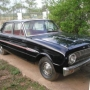Vendo Ford Falcon Futura 1963