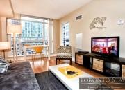 Disfruta de la fabulosa Oxygen Suite situada en Toronto desde 2995CAD/Mes