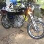 Vendo moto Suzuki GN en 1000 dolares