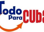 ENVIO  Y TRANSPORTE DE ARTICULOS Y  PAQUETES A CUBA