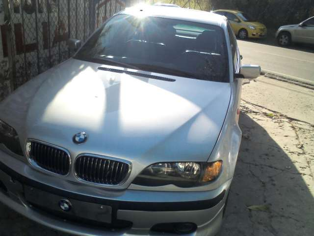 Vendo auto bmw 325i, color gris, automático, con alarma, vidrios aumados, perfectas condiciones mecánicas.
