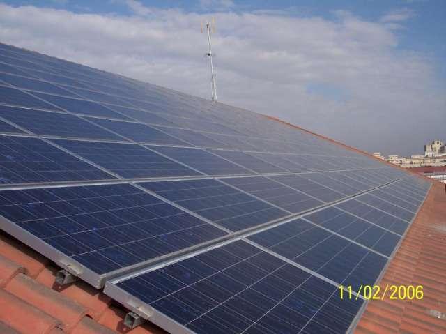 Empresa de renovables, trabajo o socio para montajes electromecanicos