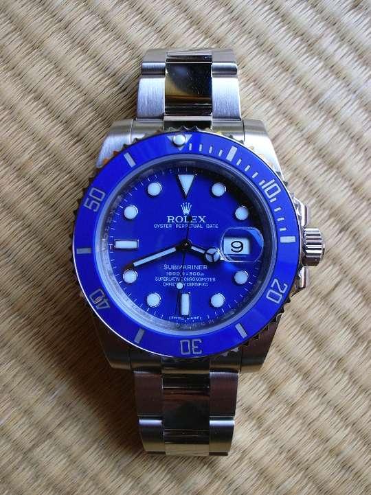 Se venden relojes replica de lujo calidad aaa