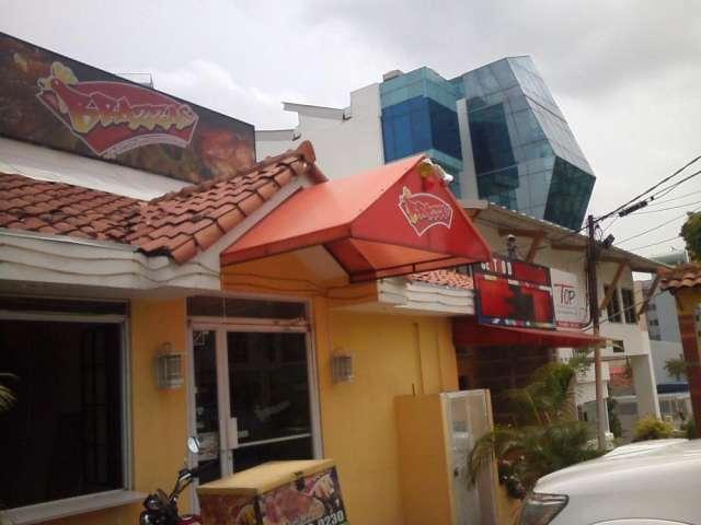 Comida colombiana aqui