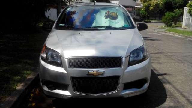 Fotos De Vendo Chevrolet Aveo 2014 Motivo Viaje En Pueblo Nuevo Panam