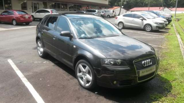 Audi a3 2006 gris full extras