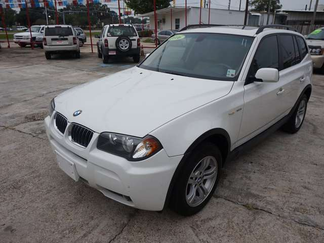 Bmw x3 4wd 2008 perfecto estado