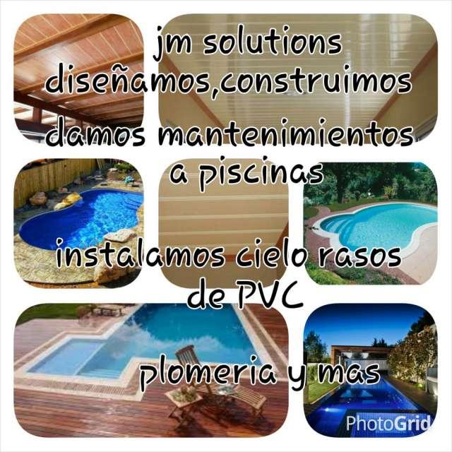 Diseño,construcción,mantenimiento de piscinas