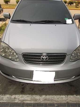 Toyota corolla automatico año 2008