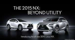 Nueva lexus nx200t 2015