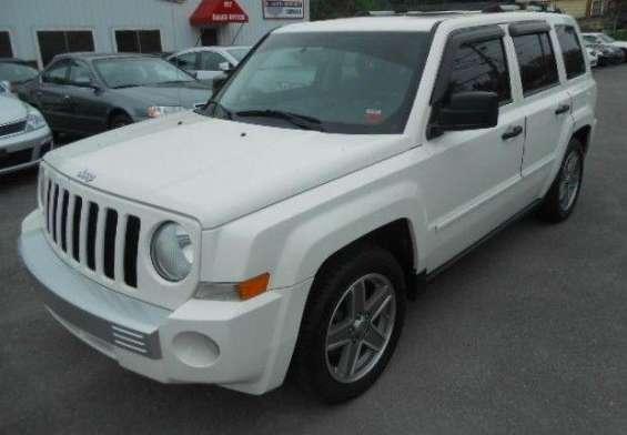 Jeep patriot 4x4 2008