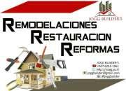 REFORMAS REVESTIMIENTO RESIDENCIAL Y COMERCIAL