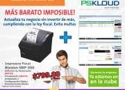 Llévate tu Impresora Fiscal Bixolon SRP-350 por sólo $799.00