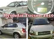 Hyundai tucson: 2010