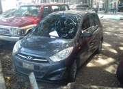 Vendo Hyundai 4 puertas i10 2013.