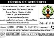 SERVICIOS TECNICOS DE REPARACION Y MANTENIMIENTO