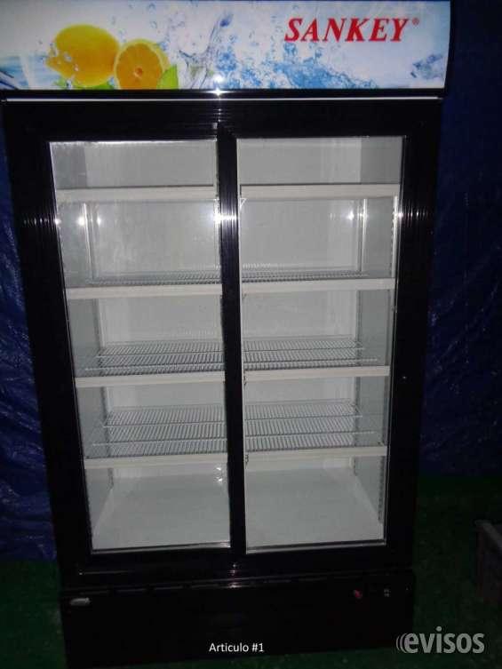 Se vende enfriador sankey, nuevo, tres (3) semanas de uso solamente