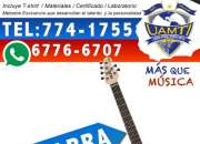 Gran Curso de Guitarra Eléctrica