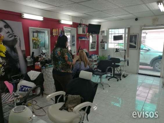 Vendo peluqueria totalmente remodelada