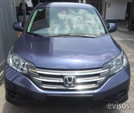Vendo honda cr-v 2013