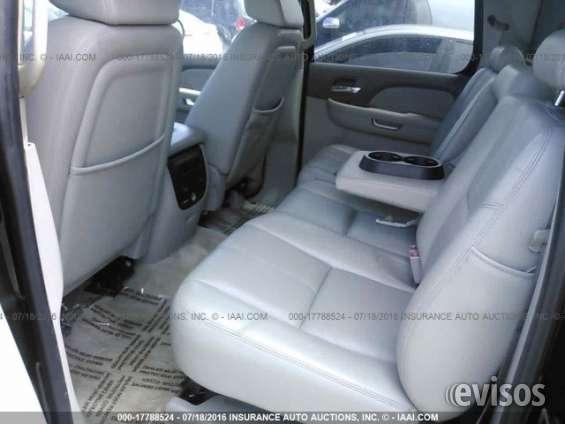 Fotos de Chevrolet avalanche 2009 3
