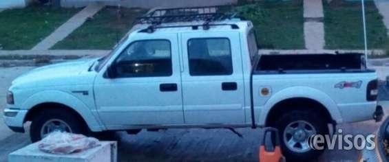 Ford ranger 4x4 turbo diesel 2.8 doble cabina