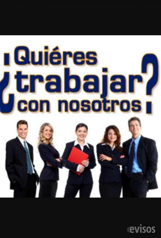 Se buscan trabajadores como usted
