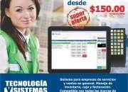 Software administrativo + punto de ventas desde $…