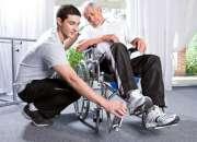 Servicio de cuidado de persona mayor
