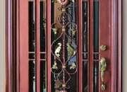 Venta confeccion e instalacion de puertas decorativas