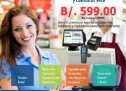 Software Punto de Ventas (POS) para Empresas Especial 2x1