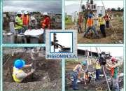 Ingeominsa: estudios geotecnicos panama