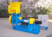 Extrusora Meelko para pellets alimentación perros 120-150 kg