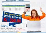 Sistema de Facturación Fiscal para PYMES en Panamá