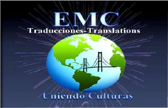 Traducciones emc