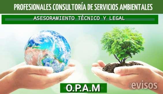 Asesores ambientalistas